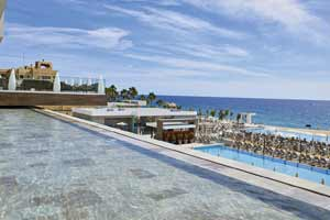 Hotel Riu Palace Baja California - All Inclusive Adults Only Hotel Cabo San Lucas